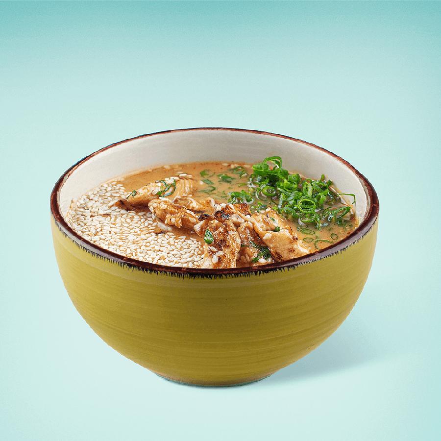 Kimchi Miso with Chicken