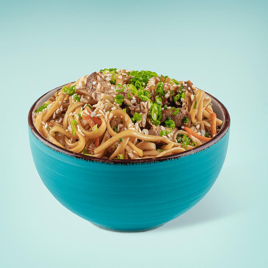 Noodles with Pork
