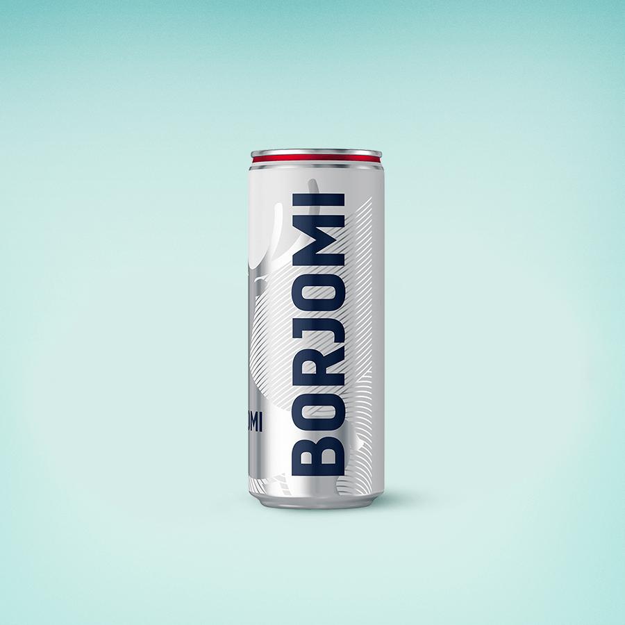 Borjomi Can